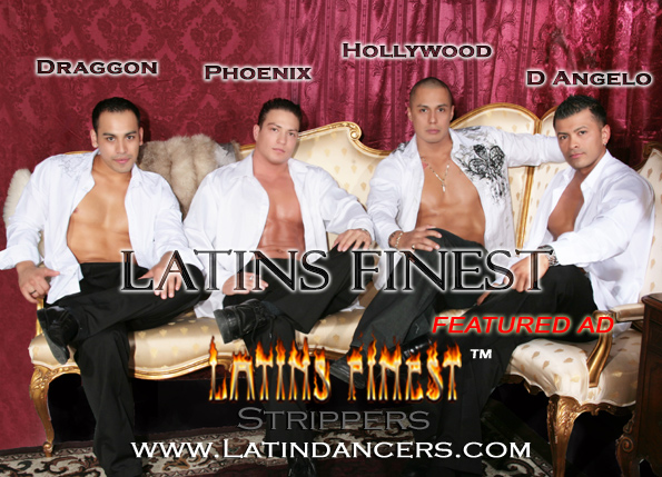 Mountain Latin Male Exotic Dancers